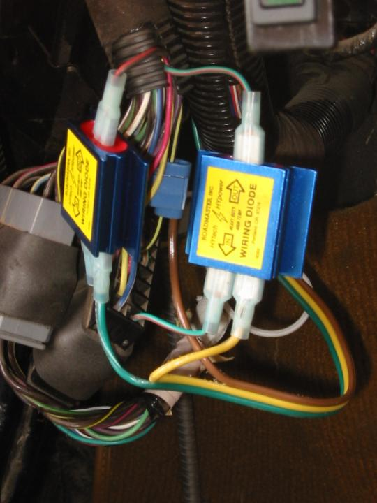 Flat Tow - Wiring Harness